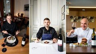 Un vin de La Côte, une recette: voici les suggestions de trois chefs