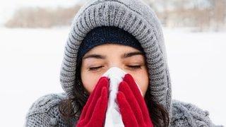 «Attraper froid» n'est pas un mythe!