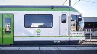 Vaud: un train a déraillé en gare d'Echallens, pas de passager présent