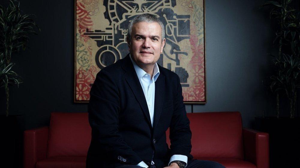 Ricardo Guadalupe connaît tous les rouages de la manufacture basée à Nyon.