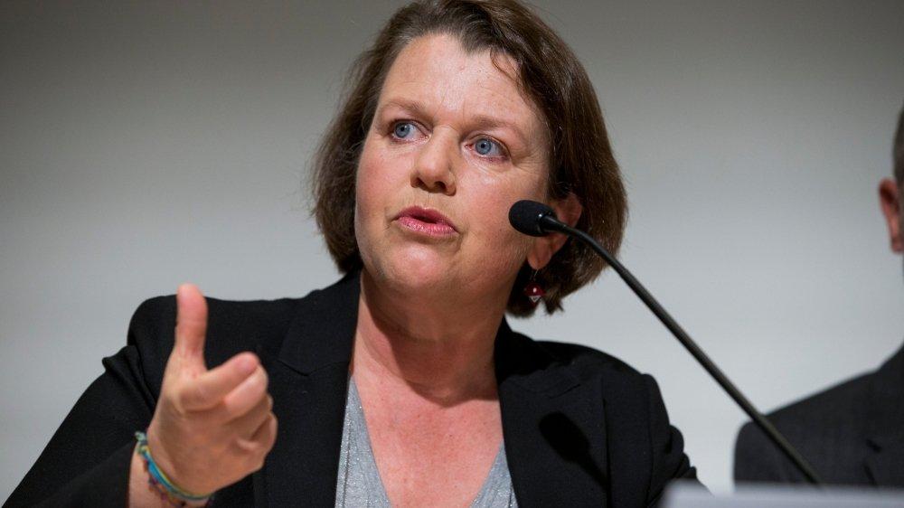 Fabienne Freymond Cantone quittera la Municipalité de Nyon en juin prochain mais restera active en politique.