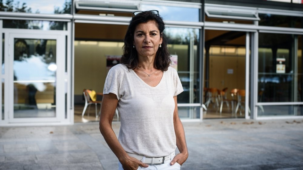 """Marie-Claire Mermoud, directrice du Casino-Théâtre de Rolle, est l'instigatrice du """"projet streaming""""."""