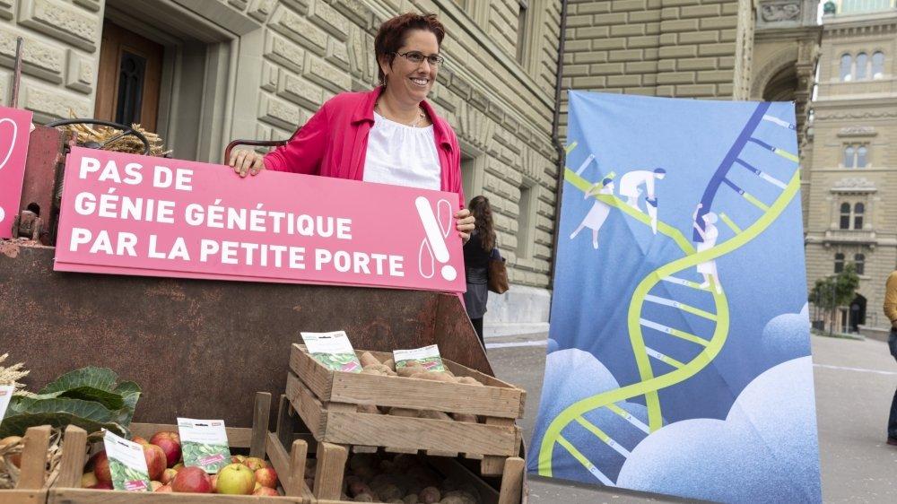 Quelle sera la place de l'écologie dans les politiques de santé de demain? Isabelle Chevalley pose la question.