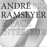 """Exposition André Ramseyer """"Espace intérieur"""""""