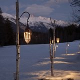 Le chemin des lanternes