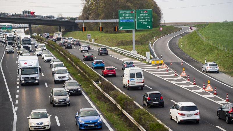 Circulation: les accidents de la route font moins de victimes qu'il y a 10 ans