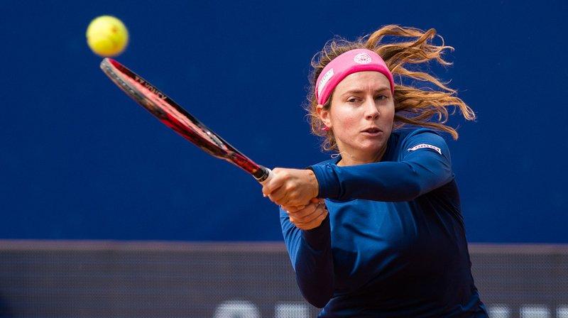 Tennis – Tournoi WTA à Linz: Stefanie Voegele passe le premier tour