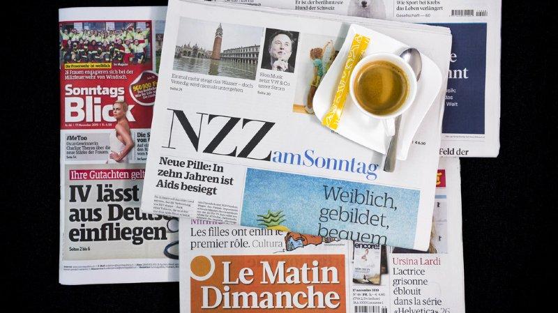 Revue de presse: gestion de la deuxième vague, coronagraben et pompiers Genevois... les titres de ce dimanche