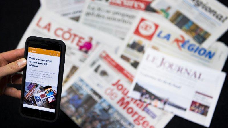 Médias: les mesures d'aide pourraient n'arriver qu'en 2023