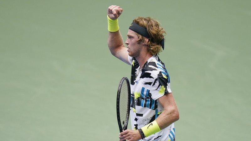 Tennis - Tournoi ATP de Vienne: cinquième titre de l'année pour Andrey Rublev