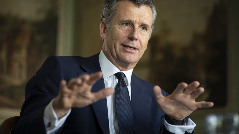 Le Conseil fédéral propose Philipp Hildebrand au poste de secrétaire général de l'OCDE