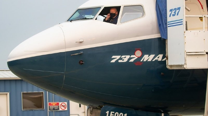De nouvelles annulations pour le Boeing 737 MAX
