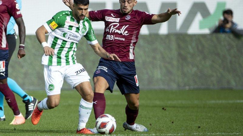 Football: Imeri prolonge son contrat avec Servette jusqu'en 2023