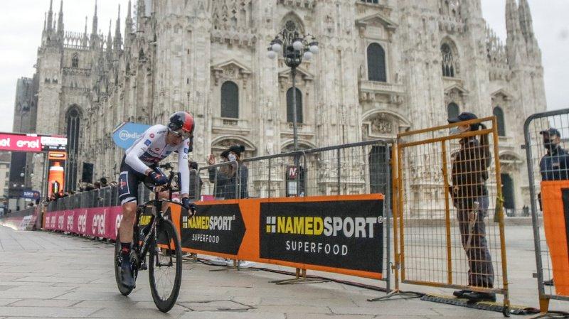 Le Britannique Tao Geoghegan Hart (Ineos) a remporté le Tour de d'Italie à l'issue de la 21e étape.