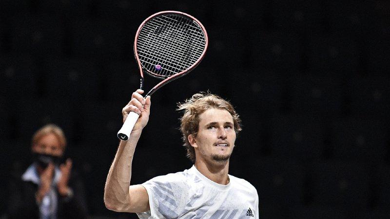 Tennis – Classement ATP: Zverev consolide sa 7e place, Raonic grignote