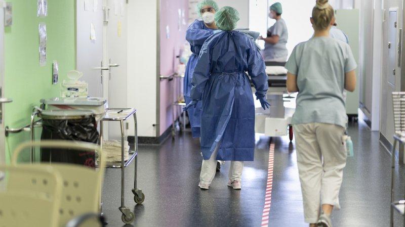 Coronavirus: nouvelles directives en cas de manque de lits en soins intensifs