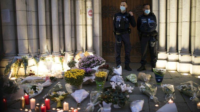 France: quatre hommes en garde à vue dans l'enquête de l'attaque de Nice