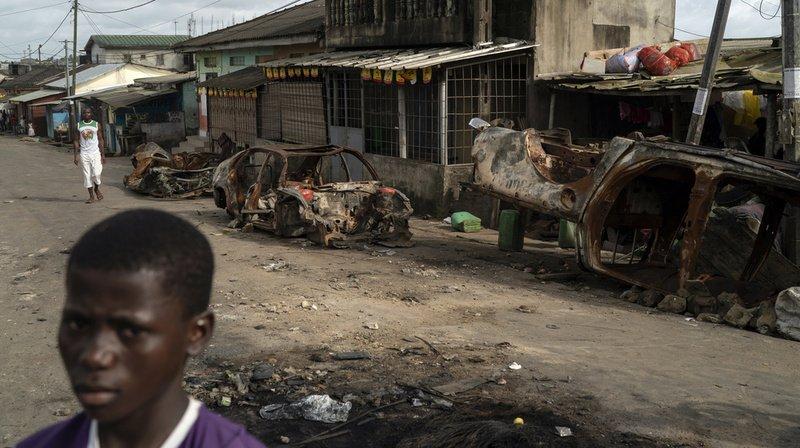 Côte d'Ivoire: l'élection présidentielle émaillée d'incidents malgré l'appel au calme