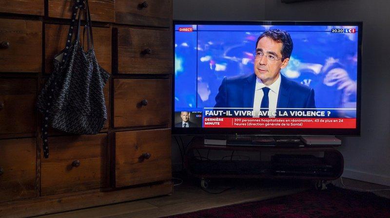 Darius Rochebin porte plainte contre «Le Temps» pour diffamation