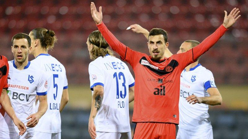 Super League: Lausanne quitte la Pontaise sur une défaite