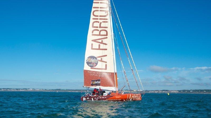 Voile – Vendée Globe: Alan Roura franchit l'équateur après 12 jours de course