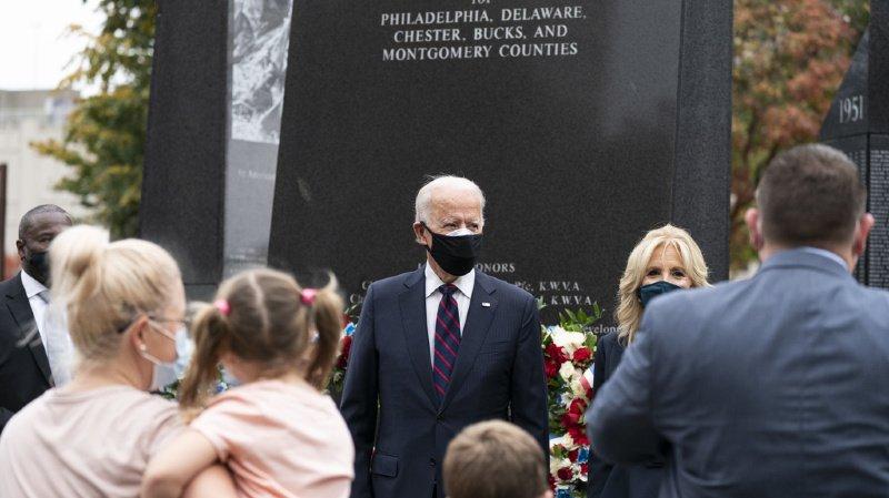 Présidentielle américaine: un héritage pesant pour Joe Biden