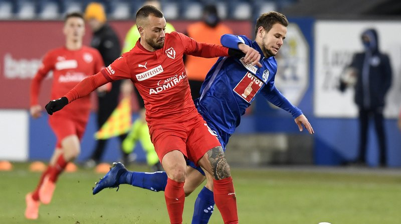 Football: Lucerne et Vaduz font match nul, Young Boys s'impose face à Bâle