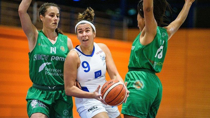Nyon Basket Féminin: «On n'a pas eu le petit déclic»
