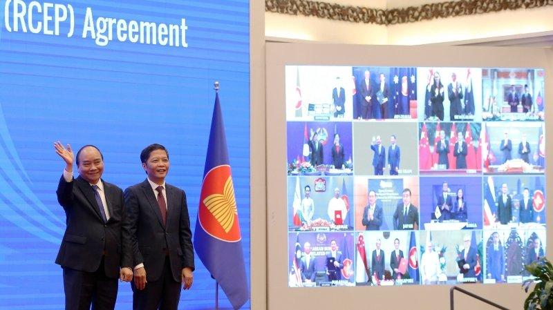 Géopolitique: l'accord de Pékin, épine dans le pied de Biden