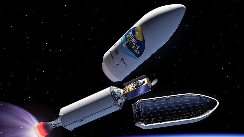 Espace: un Romand responsable du lancement d'un satellite en Californie