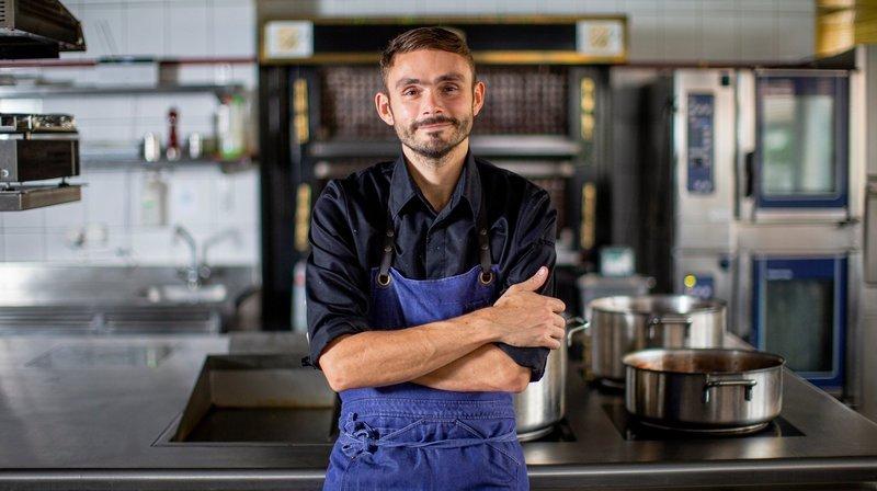 Guy Ravet, le petit épicurien s'est mué en grand cuisinier