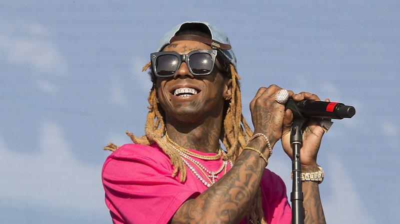 Lil Wayne inculpé en Floride pour possession d'arme