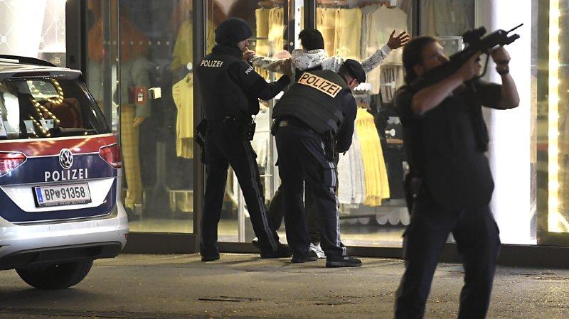 Autriche: Vienne touchée par une attaque terroriste, quatre morts après des fusillades