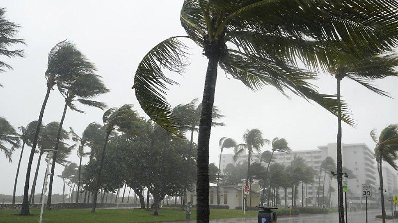 Intempéries: la tempête Eta touche terre en Floride après avoir frappé Cuba