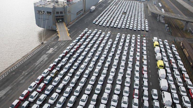 Automobile: le marché européen recule de nouveau en octobre