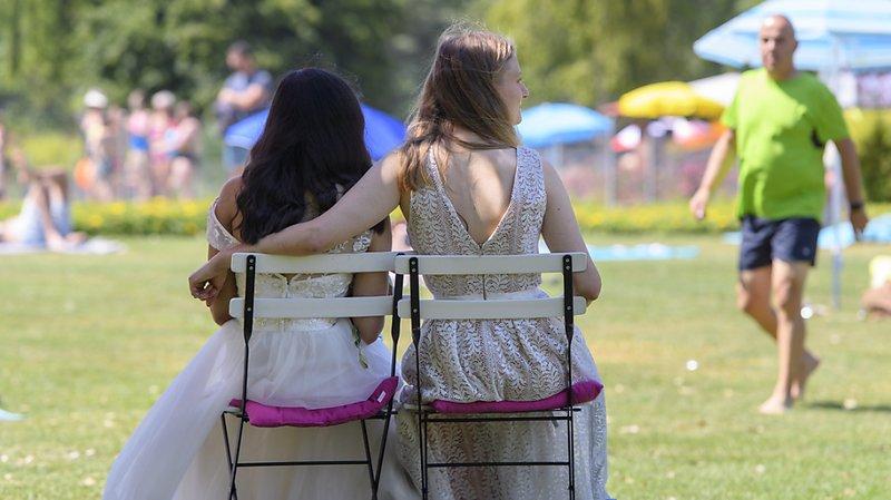 Mariage pour tous: une majorité de Suisses est favorable