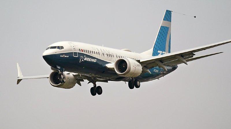 L'agence fédérale de l'aviation américaine (FAA) doit encore approuver la formation nécessaire pour les pilotes avant tout vol du Boeing 737 MAX dans le ciel américain (archives).
