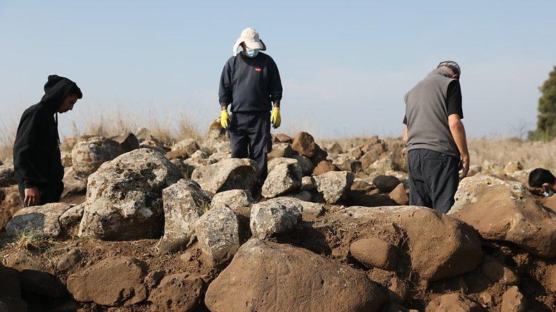 Archéologie: Israël découvre une forteresse du temps du roi David