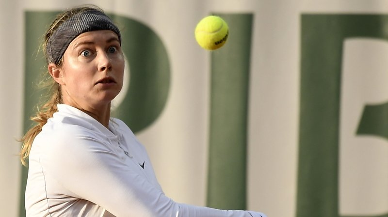 Tennis – Tournoi de Linz: Stefanie Vögele éliminée