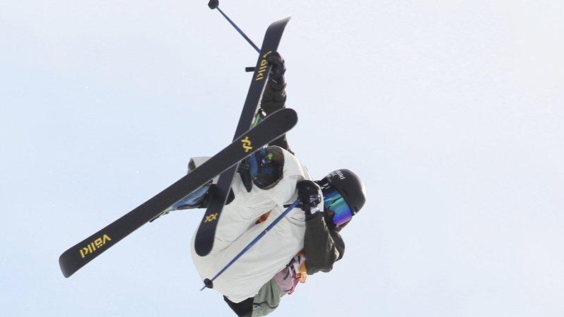 Ski Freestyle: Andri Ragettli s'impose à Stubai en slopestyle