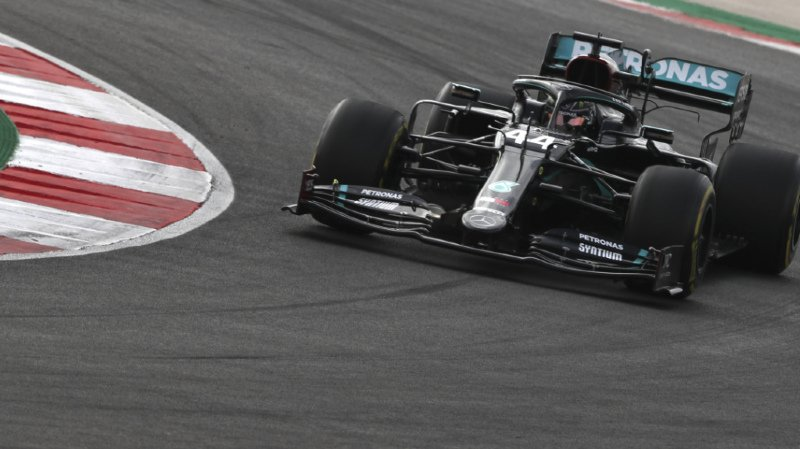 Lewis Hamilton: un 92e succès en formule 1.