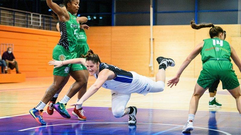 Une défaite et des regrets pour le Nyon Basket Féminin
