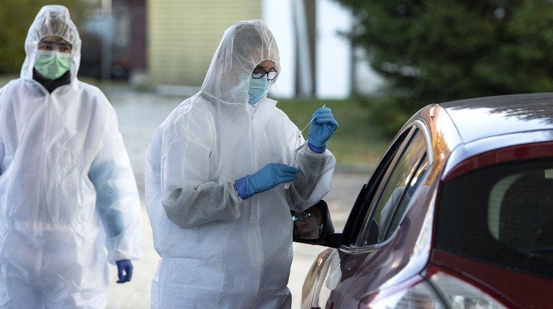 La Suisse déplore 31 décès et 9386 nouveaux cas sur 35'230 tests effectués en 24 heures