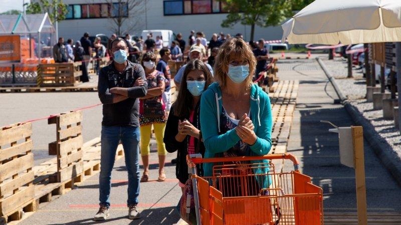 Coronavirus: la délicate question des lieux de contamination