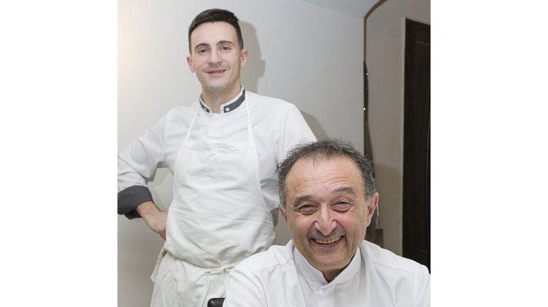 Carlo Crisci et Romain Dercile ont réussi à mettre leur Fleur de Sel dans les pages du Gault&Millau 2021.