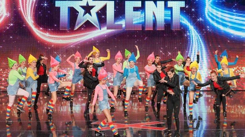 «Incroyable talent»: la troupe nyonnaise met une «claquette» aux juges