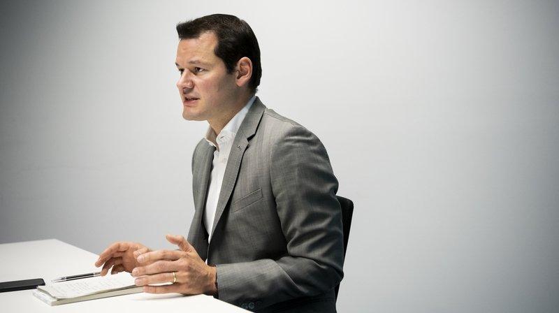 Le conseiller d'Etat genevois Pierre Maudet démissionne