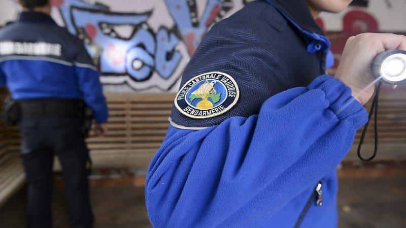 La police interpelle une bande de huit jeunes à Sainte-Croix