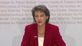 La Suisse lance sa campagne pour être élue au Conseil de sécurité de l'ONU