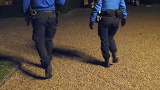 Patrouille de nuit avec la police de Lausanne